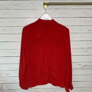 Dior Tops - Christian Dior Vintage Chemises Button Down Blouse